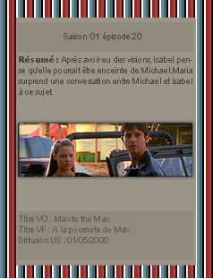 # DeliciousRoswell ___________ Article Episode 1x20  -------------------- Création / Décoration / inspiration