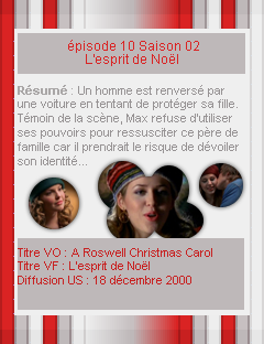 # DeliciousRoswell ___________ Article Episode 2X10 , 2x11  -------------------- Création / Décoration / inspiration