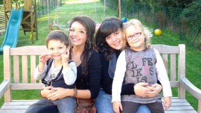 moi et mes cousines
