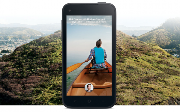 Facebook launch Its HOME on Android phones.