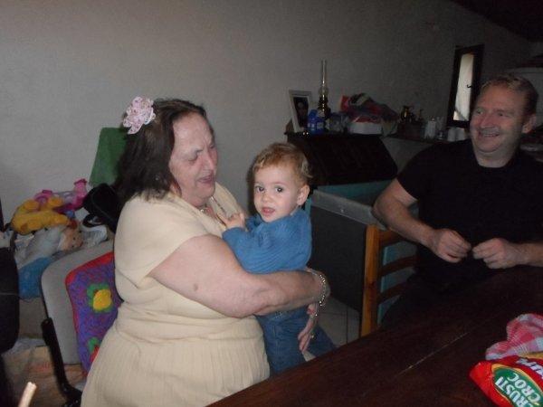 MA   NIECE   SANDY    ET    SES   ENFANTS   NOLAN     MATHEO   ET   BASTIEN