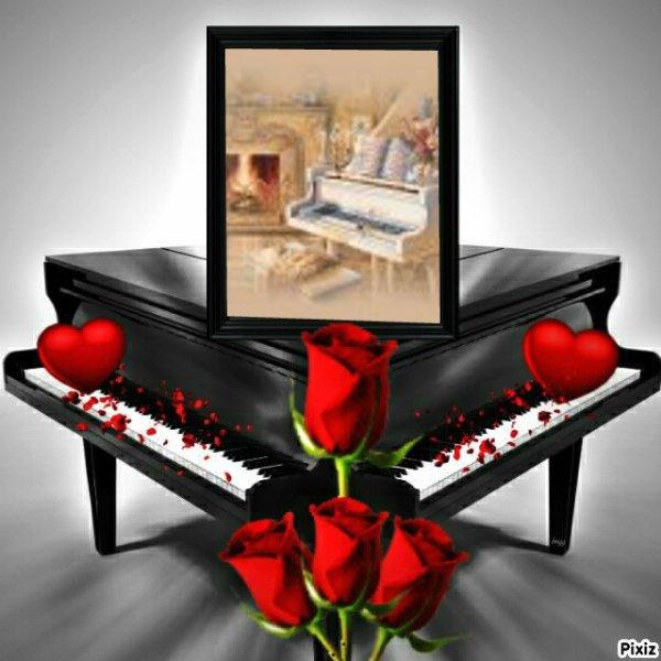 POUR MON  AMIE ROMANTIK