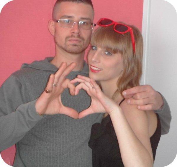 Mon coeur, mon amour, mon chéri, mon oxygene, ma joie de vivre, ma moitié, ma vie, mon tout <3