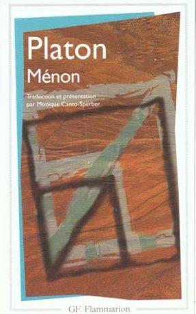 Ménon - Platon