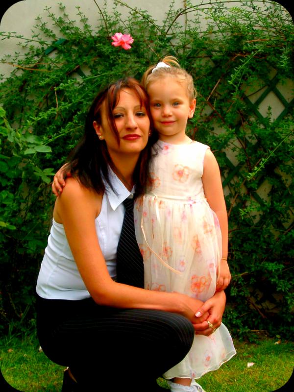 Ma maman, la meilleure.♥♥