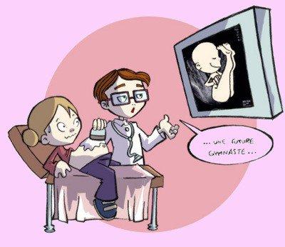 RDV pour bébé 3 ! ;)