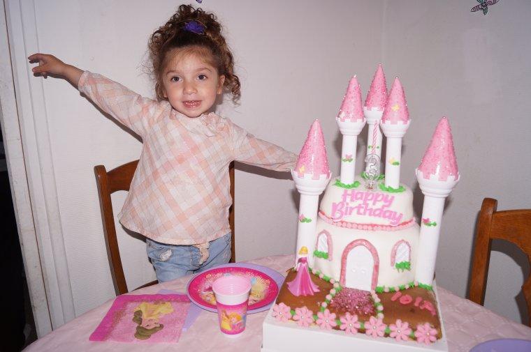 Joyeux anniversaire Ma petite Princesse !