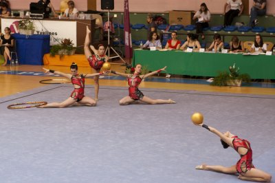 Championnats National Ensemble _ Poissy (78)