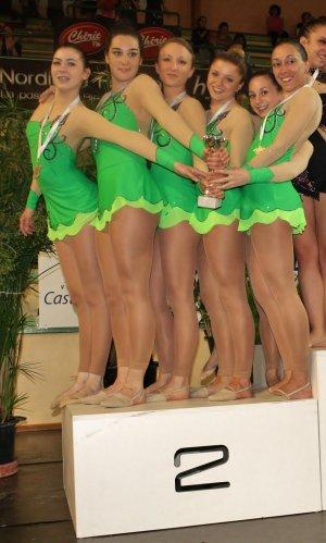 Championnat National Ensembles 2012 _ Castelnau le lez (34)