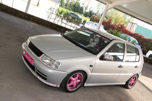 voiture du club