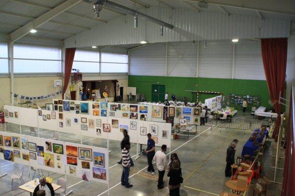expo du samedi 02 et dimanche 03 avril 2011
