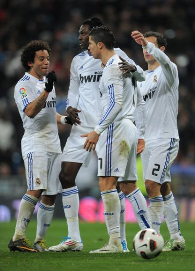 Real Madrid vs Malaga      03/03/2011