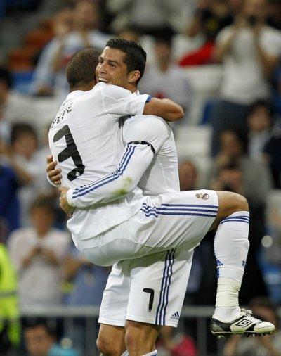 Real Madrid vs Getafe      10/05/11
