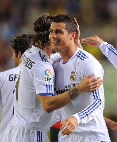 Real Madrid vs Villarreal      15/05/11