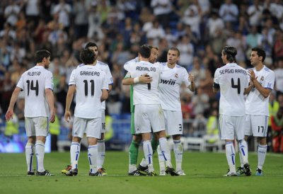 Real Madrid vs Almeria      21/05/11