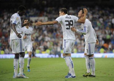 Real Madrid vs Almeria      21/05/11