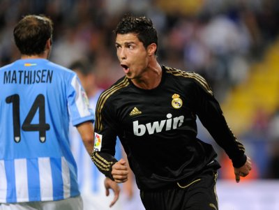 Real Madrid vs Malaga      22/10/11