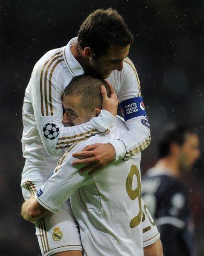 Real Madrid vs Dinamo Zagreb       22/11/11