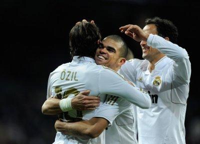 Real Madrid vs Real Saragosse