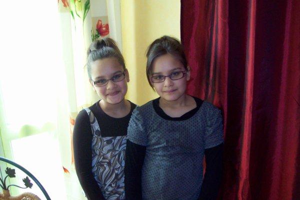 mes jumelles je vous aimes
