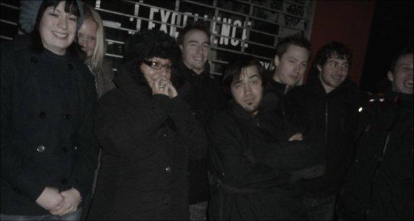 concert October sky 04/12/2010