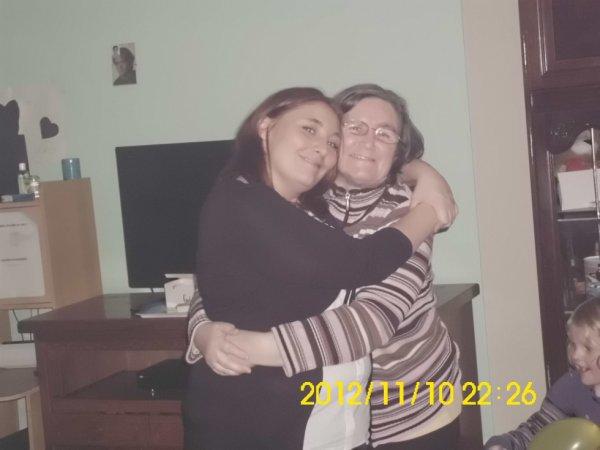 Ma marraine & Ma mamie