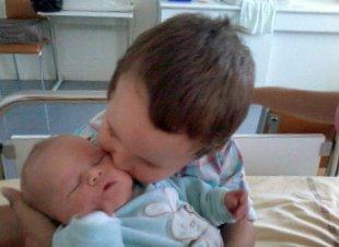 mes deux fils