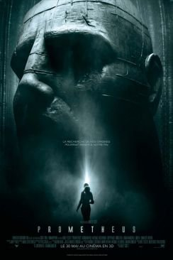 Prometheus 2012 Streaming VF Français  bientot la suite les titre prometheus 2 bande annonce vf alien covenant