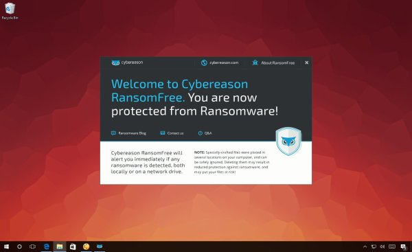 RansomFree : protection en temps réel
