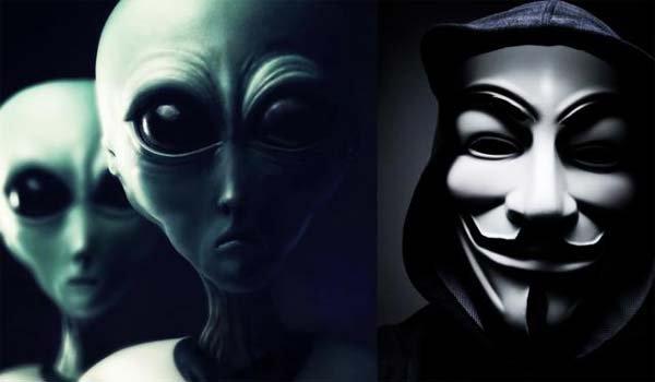 Anonymous: NASA Le monde dit devrait se préparer visiteurs