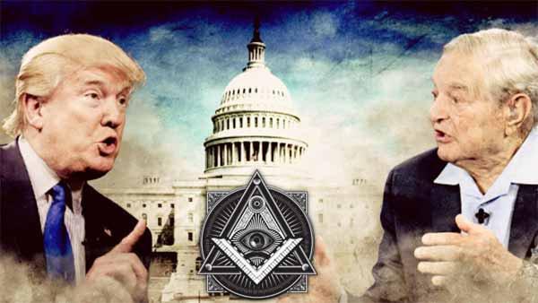 Trump, Soros : Les illuminati contrôlent-ils vraiment le monde entier ?