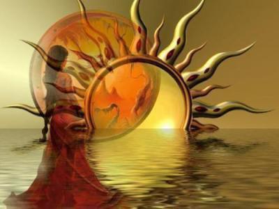 soleil soleil tu nous donne tresssss chaud ;p