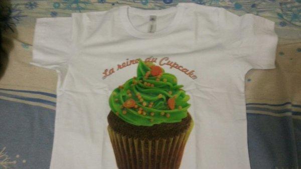 La Reine du Cupcake