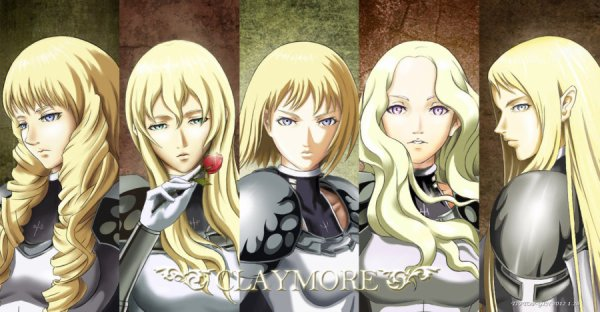 ⚖️ CLAYMORE ⚖️