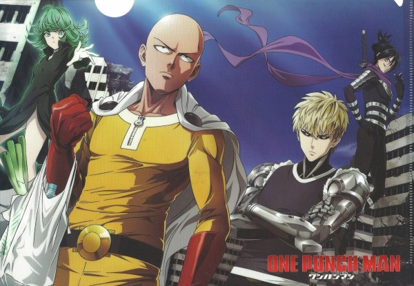  ONE PUNCH MAN 