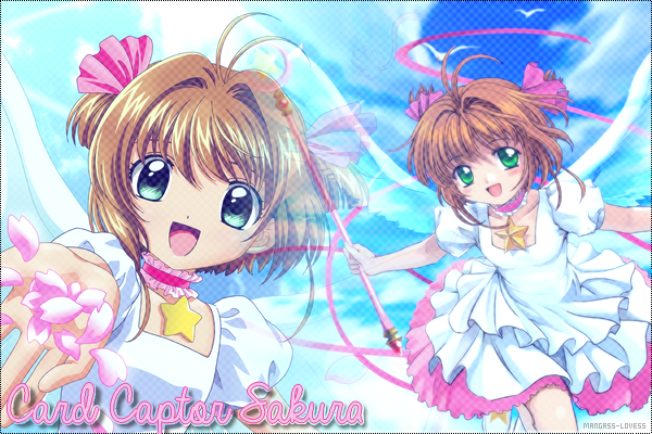 🧚‍♀️  CARD CAPTOR SAKURA