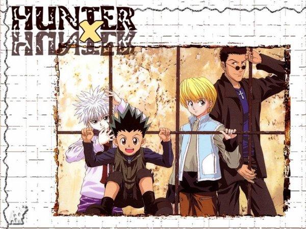 🦔 Hunter X Hunter 🦔