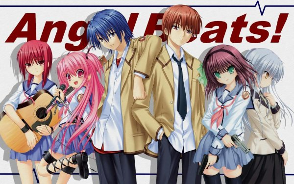  ANGEL BEATS 