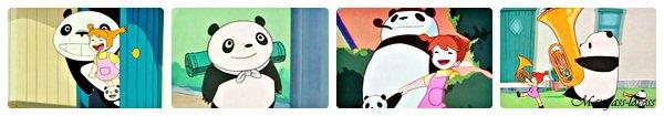 🐼  PANDA PETIT PANDA 🐼