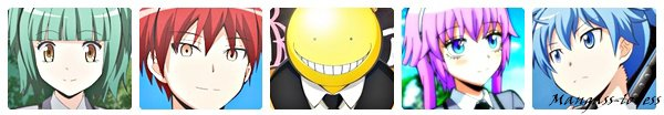 🎓 ASSASSINATION CLASSROOM 🎓