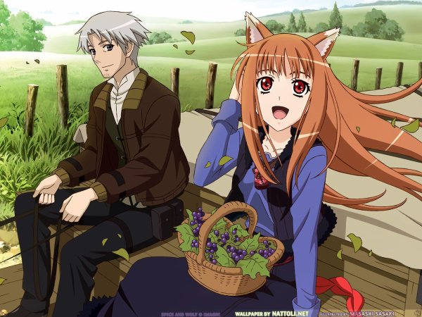 🦊 SPICE AND WOLF 🦊