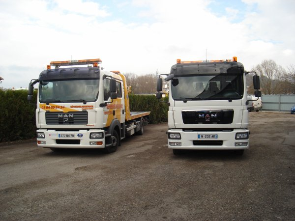 nouvau camion man tgl 12 250 full option
