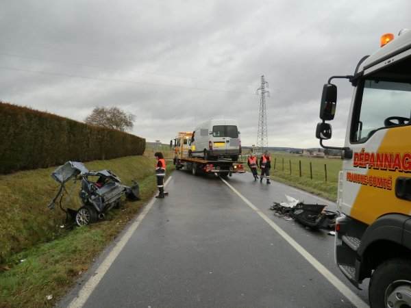 accident mortel a epenoux