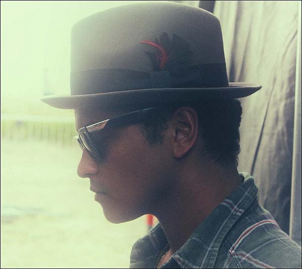 Bruno Mars - South America Tour Diary 2012.