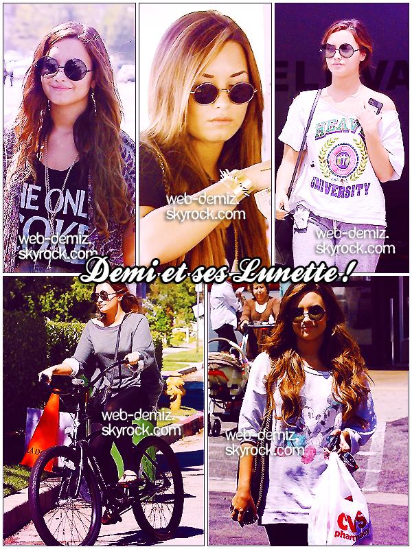 Les Lunettes de Demi : T'aime ? Si oui pourquoi ? xP . T'aimerais les avoirs ? !