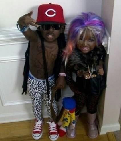 BaBy Lil'Wayne & BaBy Minaj !!!