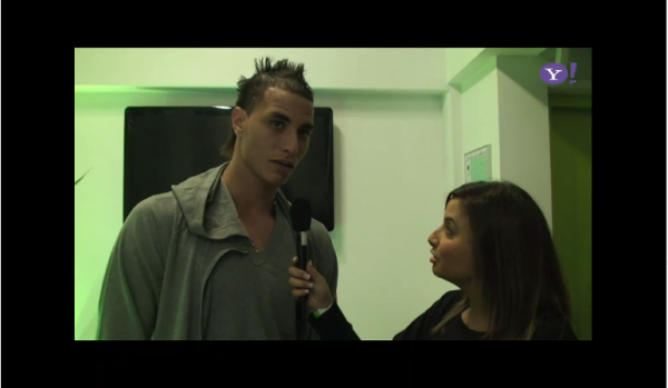 INTERVIEW DE CHAMAKH