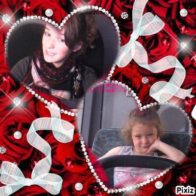 ma fille et sa marraine vs tres joli je vs aime tres tres fore