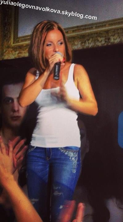 performing at 'Punch' Club in St Petersburg and performing at 'Central Station' Club in St Petersburg [23.11.2013]