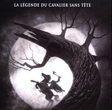sleepy hollow, le cavalier sans tête